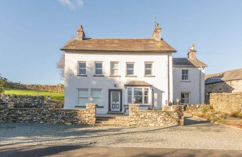 4 Bedrooms Semi Detached House for sale in Hard Crag House, Cartmel