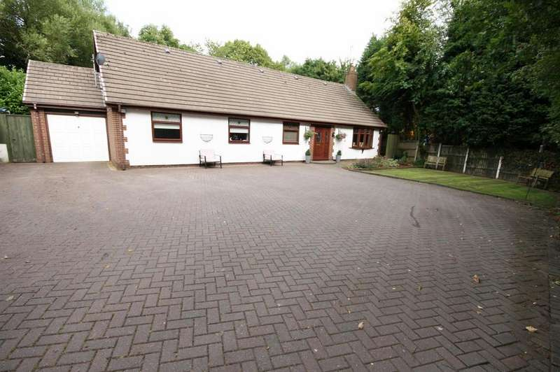 5 Bedrooms Detached Bungalow for sale in Sherwood Drive, Elmers Green Lane, Skelmersdale
