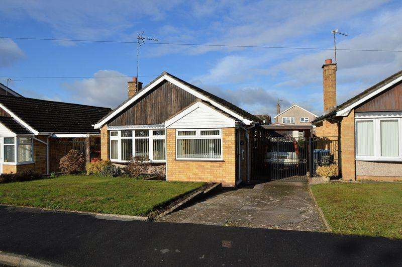 2 Bedrooms Detached Bungalow for sale in St. Asaphs Avenue * Studley * B80 7JB