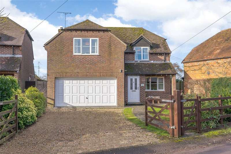 4 Bedrooms Detached House for sale in Bucklebury, Reading