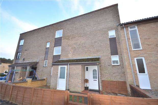 4 Bedrooms Terraced House for sale in Nuthurst, Bracknell, Berkshire