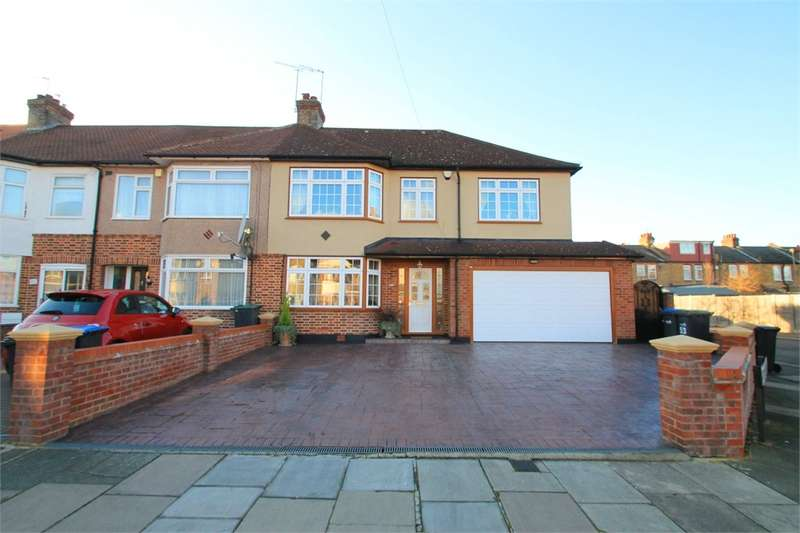 5 Bedrooms End Of Terrace House for sale in Norfolk Road, EN3