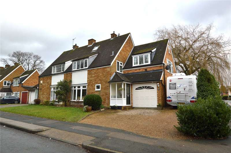 4 Bedrooms Semi Detached House for sale in Harlow