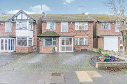 5 Bedrooms Detached House for sale in Stanley Road, Kings Heath, Birmingham, West Midlands