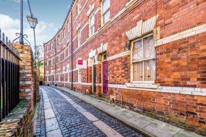 3 Bedrooms Terraced House for sale in St. Martins Lane, York, North Yorkshire, England