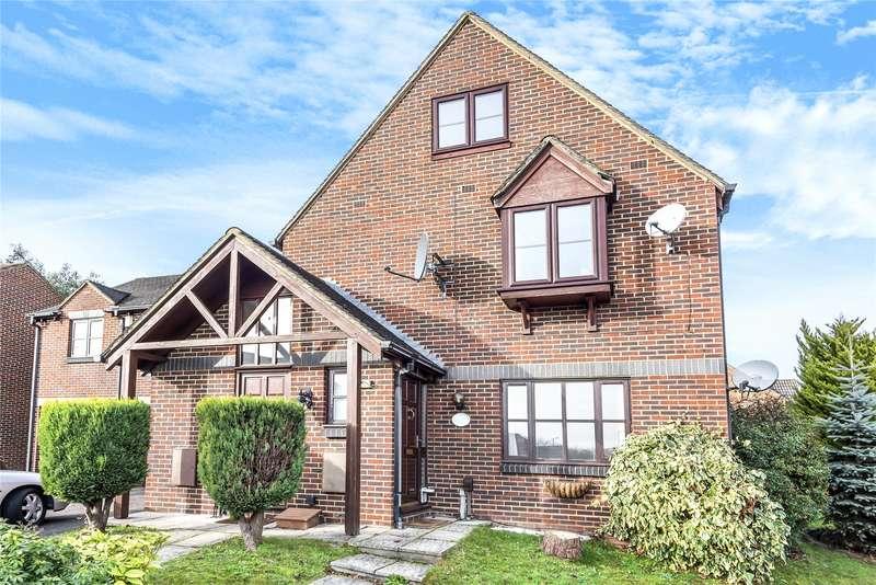 3 Bedrooms Maisonette Flat for sale in Top Common, Warfield, Bracknell, Berkshire, RG42