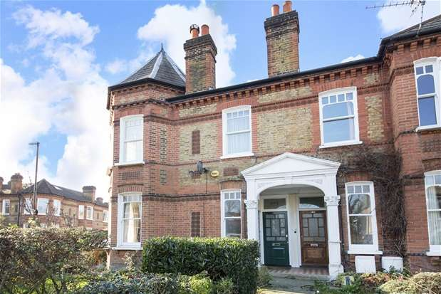 3 Bedrooms Maisonette Flat for sale in Croxted Road, Dulwich
