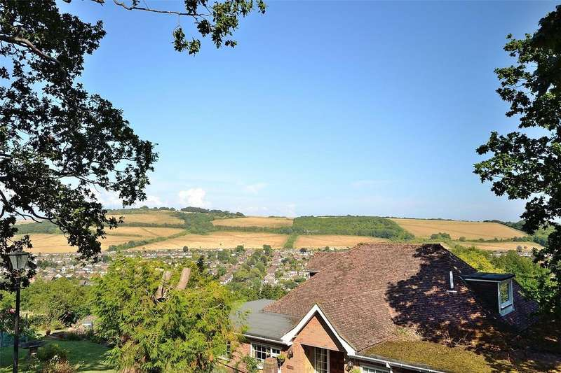 5 Bedrooms Detached House for sale in Gorse Lane, High Salvington, Worthing, West Sussex, BN13