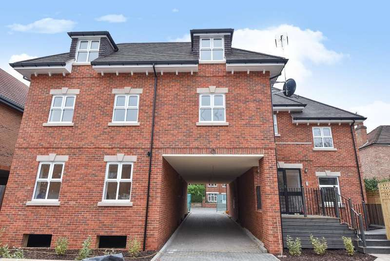 1 Bedroom Serviced Apartments Flat for rent in 26-28 Forlease Road, Maidenhead, SL6