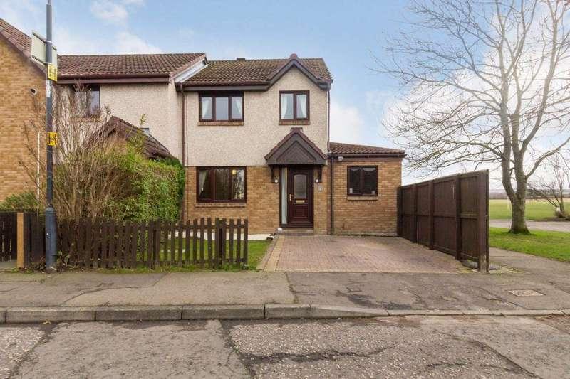 4 Bedrooms End Of Terrace House for sale in 2 Parkhill, Gorebridge, EH23 4BP