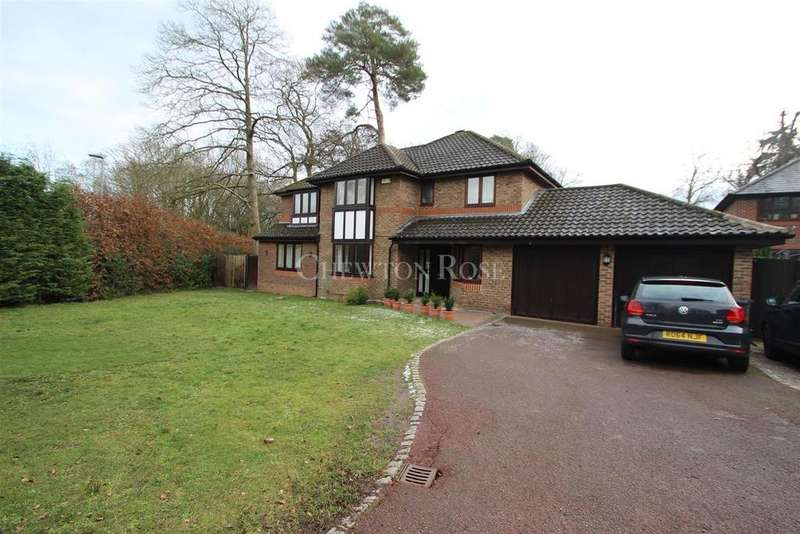 5 Bedrooms Detached House for sale in The Burlings, Ascot