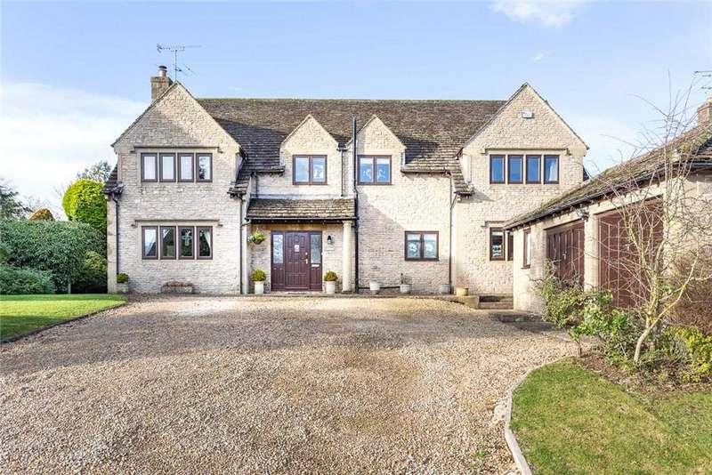 5 Bedrooms Detached House for sale in Neata Farm, Market Lane, Greet, Cheltenham, GL54