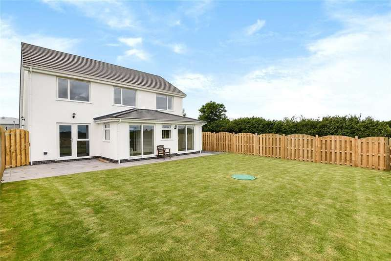 4 Bedrooms House for sale in Bennett Meadows, Trispen, Truro, Cornwall, TR4