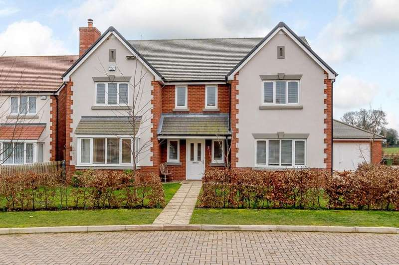 5 Bedrooms Detached House for sale in Wellington, Hereford
