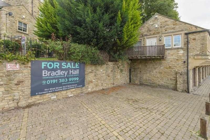 4 Bedrooms House for sale in Wood Street, Shotley Bridge