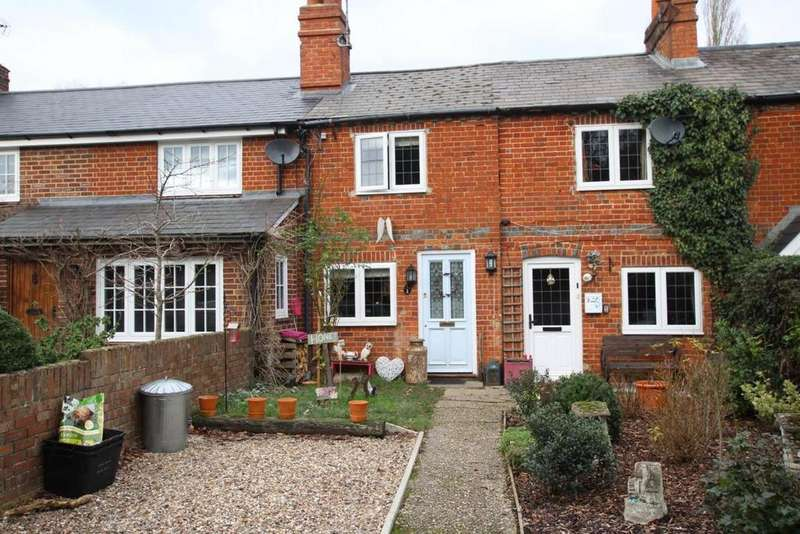 2 Bedrooms Terraced House for sale in Swallowfield, Reading, RG7