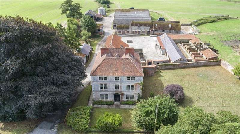 7 Bedrooms Plot Commercial for sale in Thoulstone Farmhouse and Barns, Chapmanslade, Westbury, Wiltshire, BA13