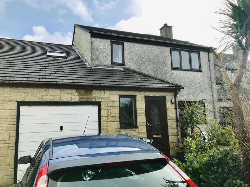 4 Bedrooms Link Detached House for sale in Carrallack Mews, St. Just