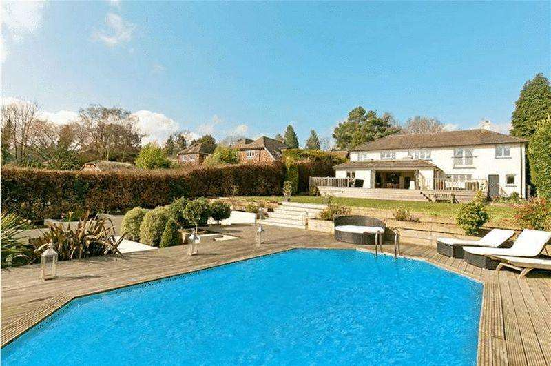 6 Bedrooms Detached House for sale in Holmewood Ridge, Tunbridge Wells