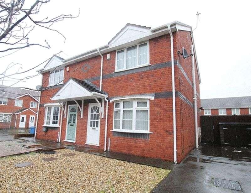 3 Bedrooms Property for sale in Calderwood Park, Netherley, Liverpool, L27