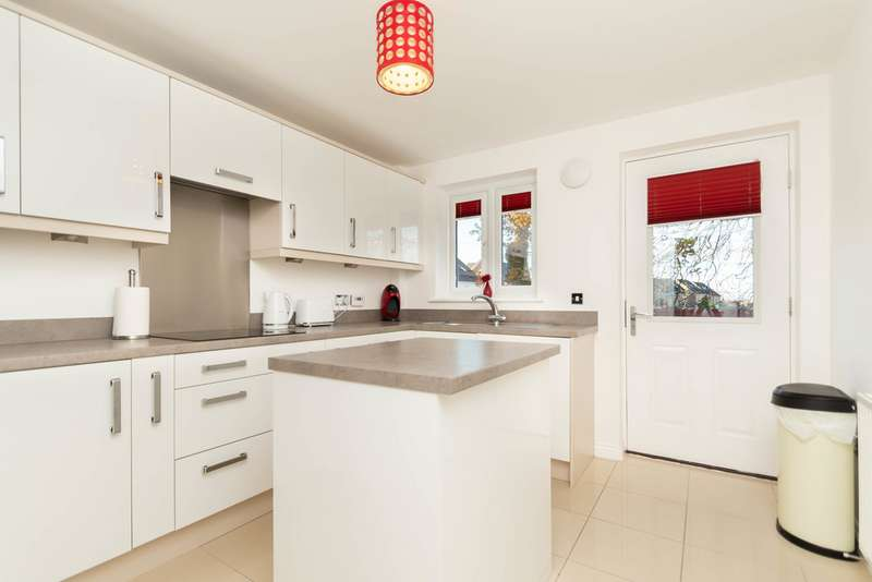 4 Bedrooms Detached House for sale in McBaith Way, Dunfermline KY11
