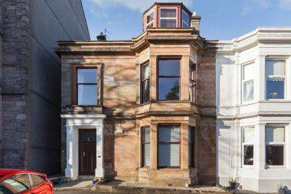 4 Bedrooms Semi Detached House for sale in Forsyth Street, Greenock