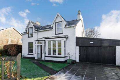 4 Bedrooms Detached House for sale in Adelaide Street, Helensburgh