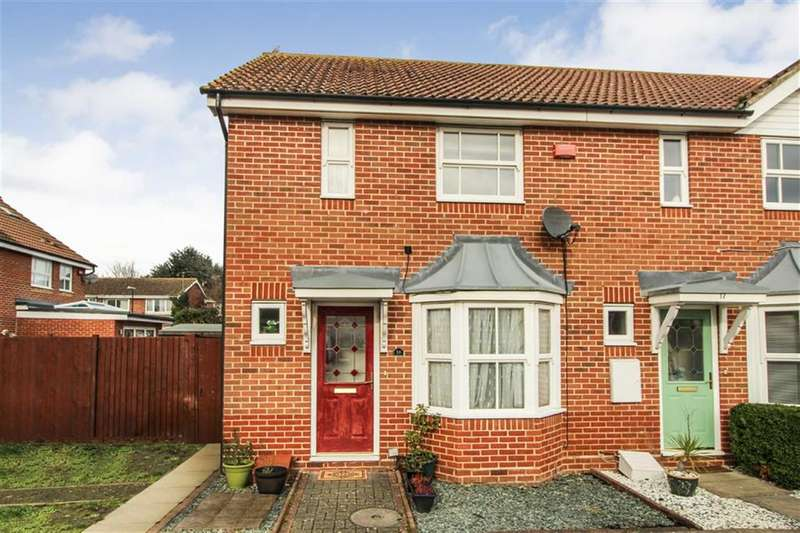 2 Bedrooms End Of Terrace House for sale in Lilley Way, Cippenham