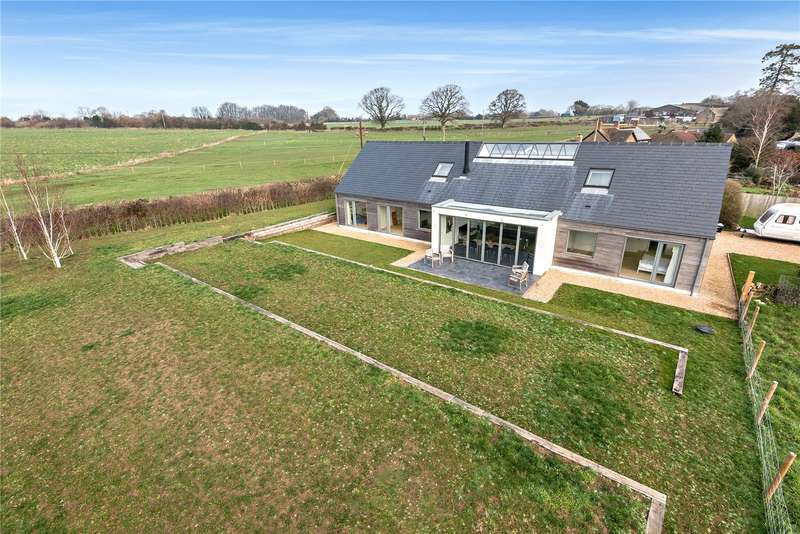 6 Bedrooms Detached House for sale in Street Lane, Higher Odcombe, Yeovil, Somerset, BA22