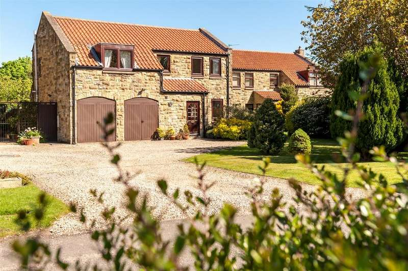 5 Bedrooms Detached House for sale in Highcliffe Edge, Winston