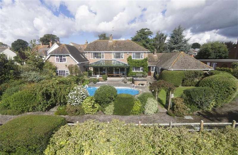 6 Bedrooms Detached House for sale in Tarrant Keyneston, Blandford Forum, Dorset