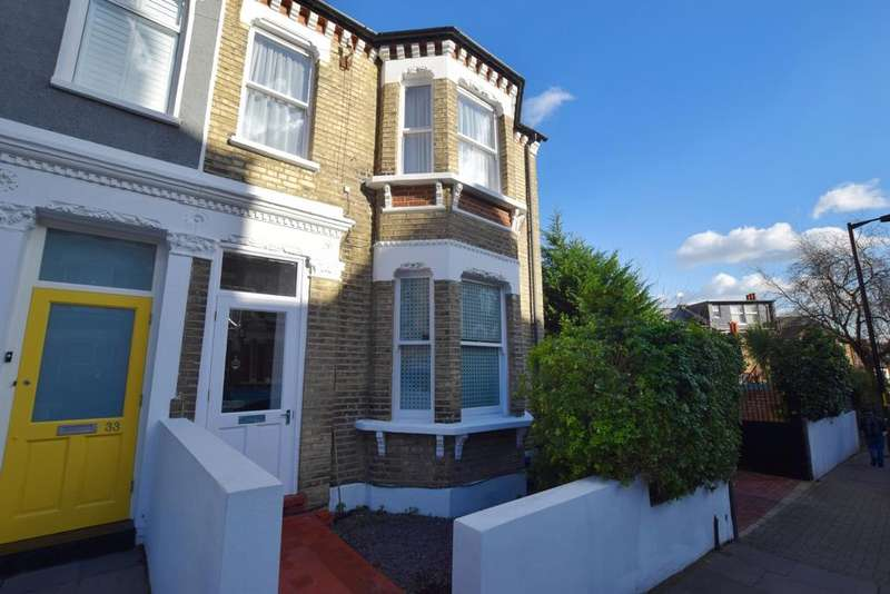 5 Bedrooms End Of Terrace House for sale in Bromar Road Camberwell SE5