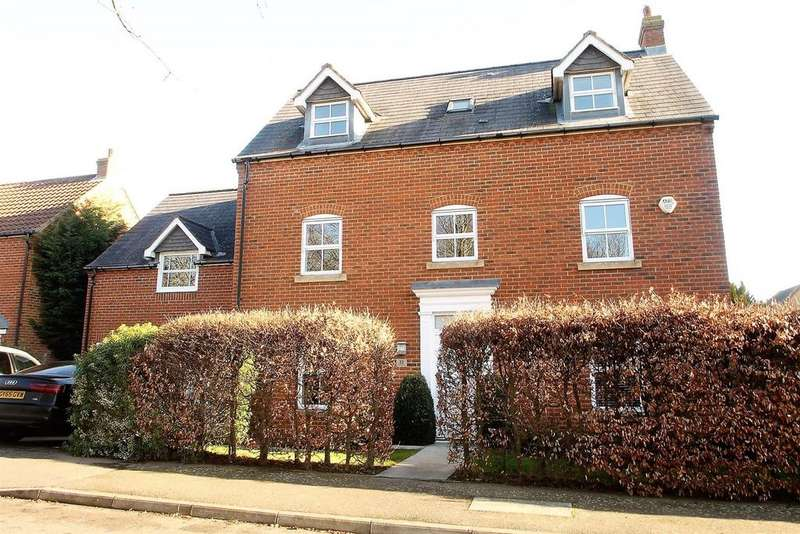 6 Bedrooms Detached House for sale in Freshland Road, Maidstone