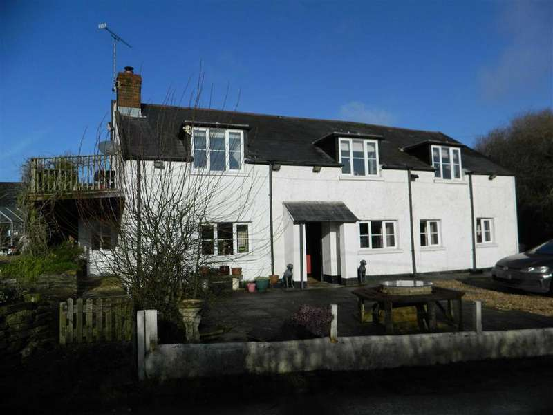 4 Bedrooms Detached House for sale in Benville Lane, Corscombe, Dorchester, Dorset, DT2