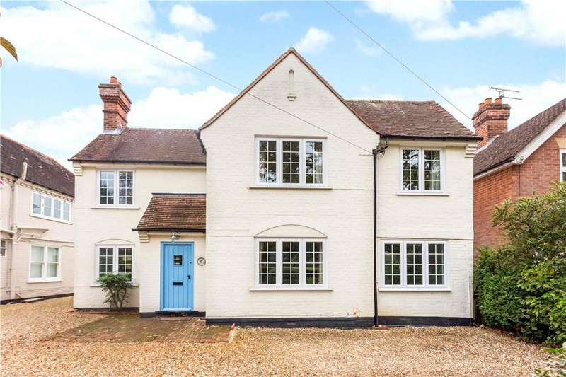 4 Bedrooms Detached House for sale in Finchampstead, Wokingham, Berkshire, RG40