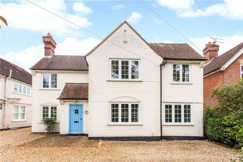 4 Bedrooms Detached House for sale in Finchampstead, Wokingham, Berkshire, RG40