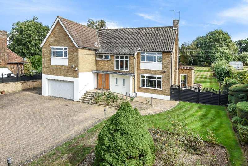 4 Bedrooms Detached House for sale in London Road, Rickmansworth, WD3