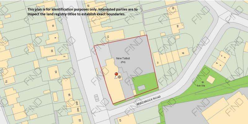 Land Commercial for sale in Black Lake, West Bromwich