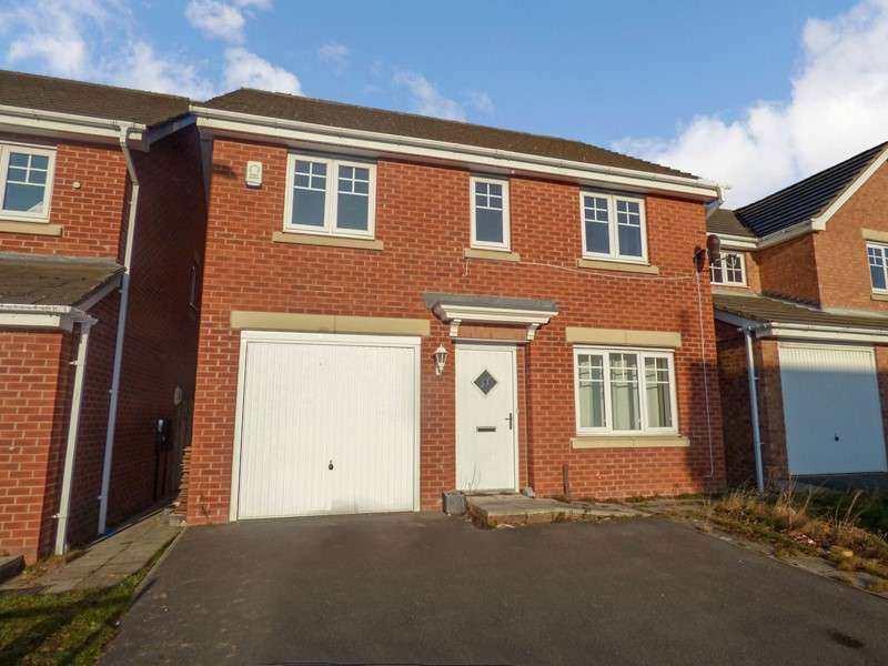 4 Bedrooms Property for sale in Wensleydale Gardens, Thornaby, Stockton-on-Tees, Durham, TS17 9BP