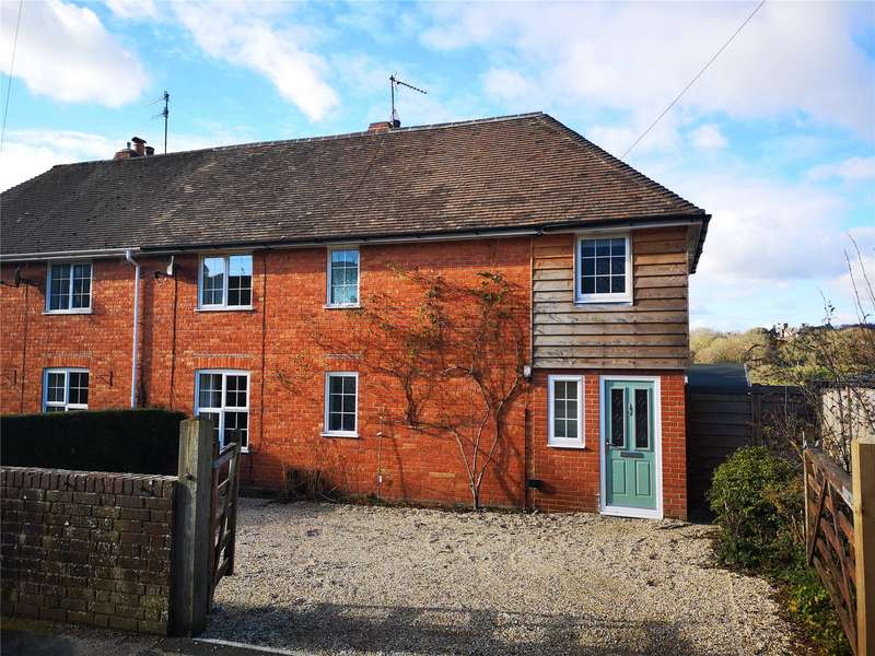 4 Bedrooms Semi Detached House for sale in West End, Donhead St. Andrew, Shaftesbury, Wiltshire, SP7