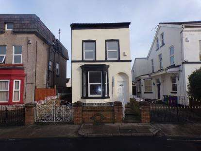 5 Bedrooms Detached House for sale in Labernam Road, Liverpool, Merseyside, England, L7