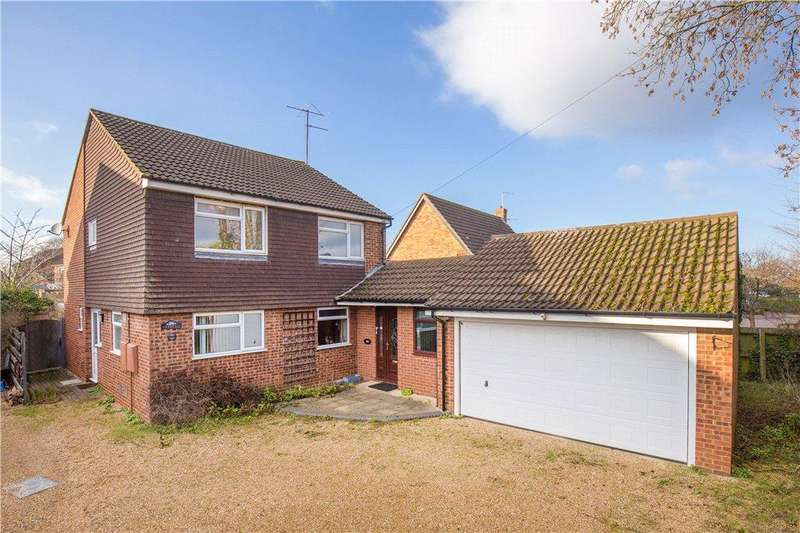 4 Bedrooms Detached House for sale in Old Hale Way, Hitchin, Hertfordshire