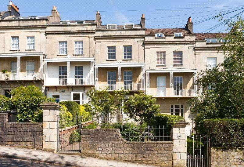 4 Bedrooms Terraced House for sale in Clifton Vale, Clifton, Bristol, BS8