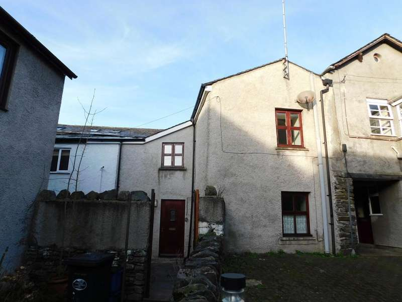 2 Bedrooms Terraced House for sale in 31 LEATHER LANE, ULVERSTON LA12 7DT