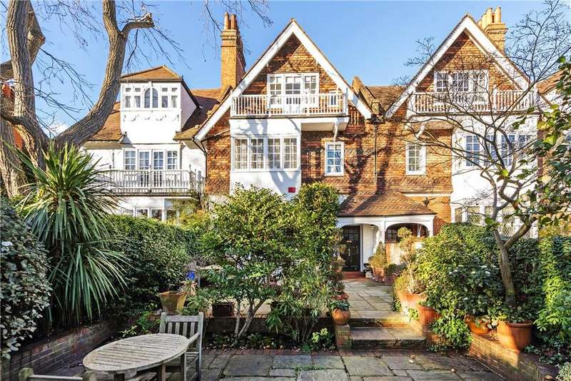 4 Bedrooms House for sale in South Parade, Chiswick, London, W4