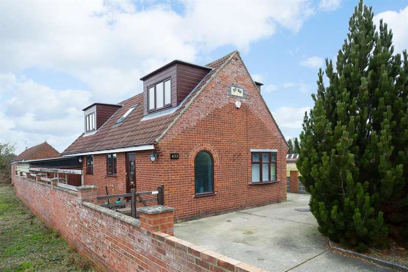 4 Bedrooms Detached House for sale in Strensall Road, York, YO32 9SW