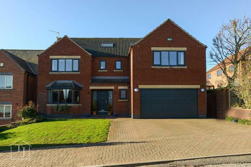 6 Bedrooms Detached House for sale in Ash Grove, Woodborough, Nottingham