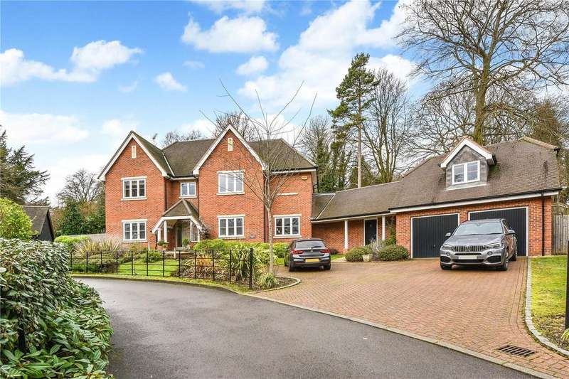 6 Bedrooms Detached House for sale in Wellhouse Road, Alton, Hampshire