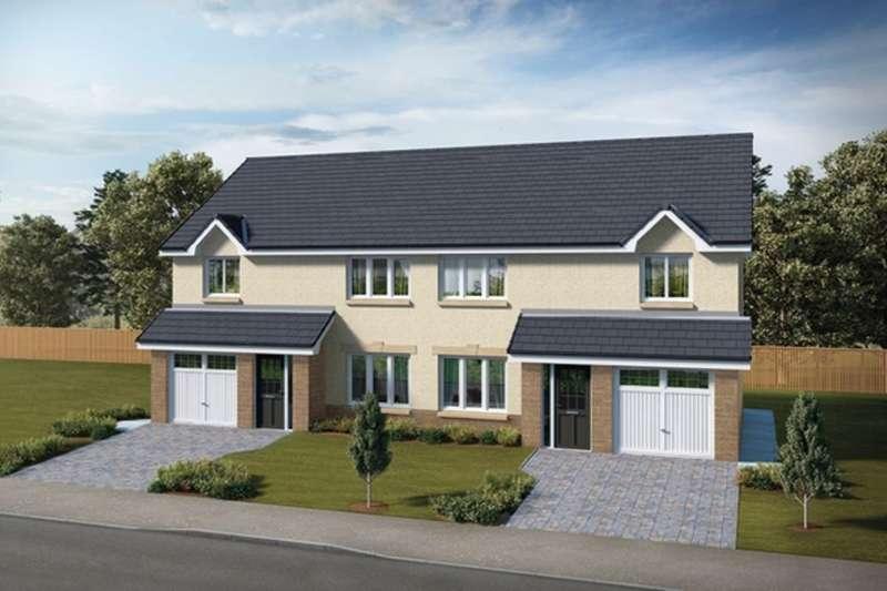 3 Bedrooms Semi Detached House for sale in Longmeadow, Ormiston, Tranent, EH35