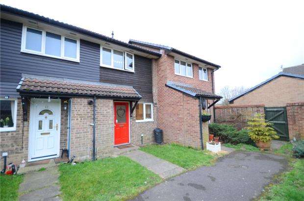 2 Bedrooms Terraced House for sale in Barkwith Close, Lower Earley, Reading